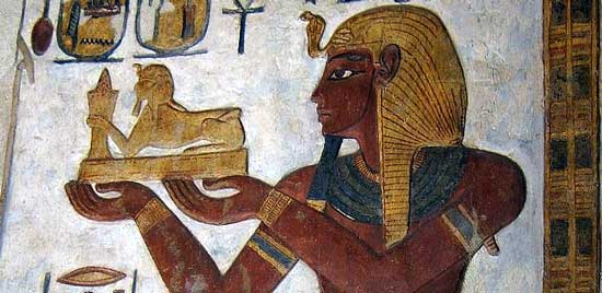 Ramesses III King of Egypt
